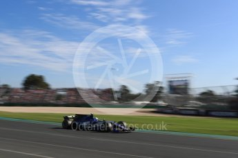 World © Octane Photographic Ltd. Formula 1 - Australian Grand Prix - Race. Marcus Ericsson – Sauber F1 Team C36. Albert Park Circuit. Sunday 26th March 2017. Digital Ref: 1802LB1D6490
