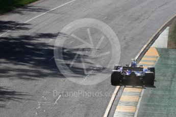 World © Octane Photographic Ltd. Formula 1 - Australian Grand Prix - Race. Sauber F1 Team C36. Albert Park Circuit. Sunday 26th March 2017. Digital Ref: 1802LB1D6645