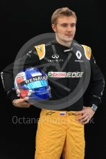 World © Octane Photographic Ltd. Formula 1 - Australian Grand Prix - FIA Driver Photo Call. Jolyon Palmer - Renault Sport F1 Team Third & Reserve Driver. Albert Park Circuit. Thursday 23rd March 2017. Digital Ref: 1790LB1D7912