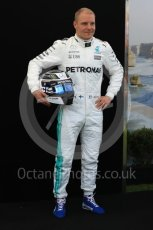 World © Octane Photographic Ltd. Formula 1 - Australian Grand Prix - FIA Driver Photo Call. Valtteri Bottas - Mercedes AMG Petronas F1 W08 EQ Energy+. Albert Park Circuit. Thursday 23rd March 2017. Digital Ref: 1790LB1D8072
