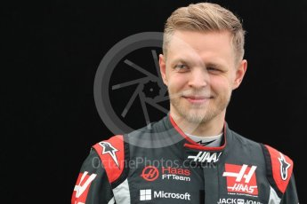 World © Octane Photographic Ltd. Formula 1 - Australian Grand Prix - FIA Driver Photo Call. Kevin Magnussen - Haas F1 Team VF-17. Albert Park Circuit. Thursday 23rd March 2017. Digital Ref: 1790LB1D9149