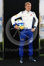 World © Octane Photographic Ltd. Formula 1 - Australian Grand Prix - FIA Driver Photo Call. Marcus Ericsson – Sauber F1 Team C36. Albert Park Circuit. Thursday 23rd March 2017. Digital Ref: 1790LB1D9428