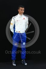 World © Octane Photographic Ltd. Formula 1 - Australian Grand Prix - FIA Driver Photo Call. Pascal Wehrlein – Sauber F1 Team C36. Albert Park Circuit. Thursday 23rd March 2017. Digital Ref: 1790LB1D9676
