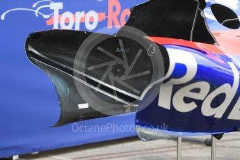 World © Octane Photographic Ltd. Formula 1 - Australian Grand Prix - Wednesday Setup. Scuderia Toro Rosso STR12. Albert Park Circuit. Wednesday 22nd March 2017. Digital Ref: 1788LB1D7763