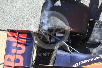 World © Octane Photographic Ltd. Formula 1 - Winter Test 2. Daniel Ricciardo - Red Bull Racing RB13. Circuit de Barcelona-Catalunya. Tuesday 7th March 2017. Digital Ref :1784CB1D4855