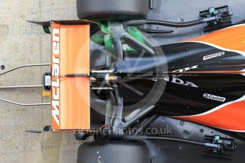 World © Octane Photographic Ltd. Formula 1 - Winter Test 2. Stoffel Vandoorne - McLaren Honda MCL32. Circuit de Barcelona-Catalunya. Tuesday 7th March 2017. Digital Ref :1784CB1D5460