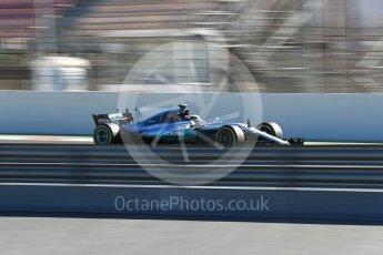 World © Octane Photographic Ltd. Formula 1 - Winter Test 2. Lewis Hamilton - Mercedes AMG Petronas F1 W08 EQ Energy+. Circuit de Barcelona-Catalunya. Tuesday 7th March 2017. Digital Ref :1784LB1D3003