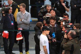 World © Octane Photographic Ltd. Formula 1 - Winter Test 2. Valtteri Bottas - Mercedes AMG Petronas F1. Circuit de Barcelona-Catalunya. Tuesday 7th March 2017. Digital Ref: 1784LB1D3723