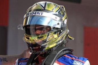 World © Octane Photographic Ltd. GP3 - Race 2. Dorian Boccolacci – Trident. Circuit de Barcelona - Catalunya, Spain. Sunday 14th May 2017. Digital Ref:1821LB1D2960