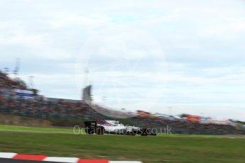 World © Octane Photographic Ltd. Formula 1 - Japanese Grand Prix - Saturday - Qualifying. Felipe Massa - Williams Martini Racing FW40. Suzuka Circuit, Suzuka, Japan. Saturday 7th October 2017. Digital Ref:1977LB2D4642