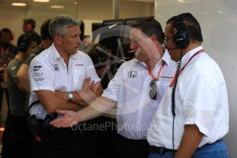 World © Octane Photographic Ltd. Formula 1 - Singapore Grand Prix - Paddock. Zak Brown - Executive Director of McLaren Technology Group. Marina Bay Street Circuit, Singapore. Saturday 16th September 2017. Digital Ref:1962LB1D1732
