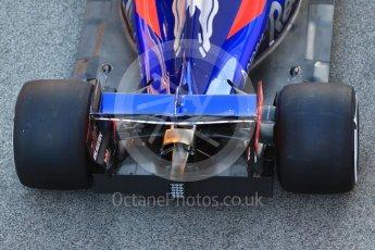 World © Octane Photographic Ltd. Scuderia Toro Rosso STR12 launch, Circuit de Barcelona-Catalunya. Sunday 26th February 2017. Digital Ref :1777CB1D5889