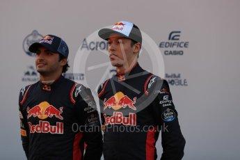 World © Octane Photographic Ltd. Scuderia Toro Rosso STR12 launch, Circuit de Barcelona-Catalunya. Sunday 26th February 2017. Digital Ref :1777LB1D7778