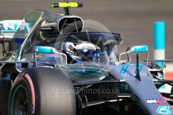 World © Octane Photographic Ltd. Formula 1 – Abu Dhabi GP - Practice 3. Mercedes AMG Petronas Motorsport AMG F1 W09 EQ Power+ - Valtteri Bottas. Yas Marina Circuit, Abu Dhabi. Saturday 24th November 2018.