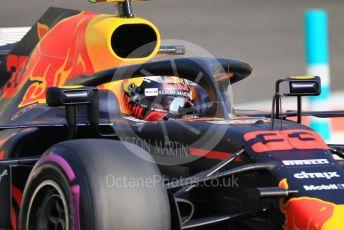 World © Octane Photographic Ltd. Formula 1 – Abu Dhabi GP - Practice 3. Aston Martin Red Bull Racing TAG Heuer RB14 – Max Verstappen. Yas Marina Circuit, Abu Dhabi. Saturday 24th November 2018.