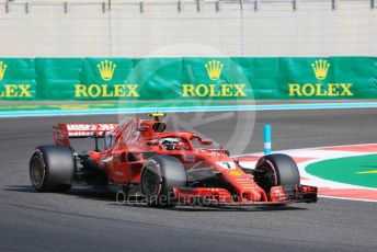 World © Octane Photographic Ltd. Formula 1 –  Abu Dhabi GP - Practice 3. Scuderia Ferrari SF71-H – Kimi Raikkonen. Yas Marina Circuit, Abu Dhabi. Saturday 24th November 2018.