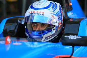 World © Octane Photographic Ltd. GP3 – Abu Dhabi GP – Practice. Jenzer Motorsport - Juan Manual Correa. Yas Marina Circuit, Abu Dhabi. Friday 23rd November 2018.