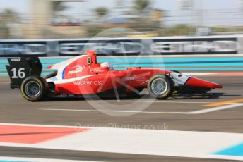 World © Octane Photographic Ltd. GP3 – Abu Dhabi GP – Qualifying. Arden International - Joey Mawson. Yas Marina Circuit, Abu Dhabi. Friday 23rd November 2018.