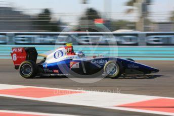 World © Octane Photographic Ltd. GP3 – Abu Dhabi GP – Qualifying. Trident - Guiliano Alesi. Yas Marina Circuit, Abu Dhabi. Friday 23rd November 2018.