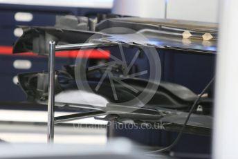 World © Octane Photographic Ltd. Formula 1 –  Abu Dhabi GP - Race day setup. Aston Martin Red Bull Racing TAG Heuer RB14. Yas Marina Circuit, Abu Dhabi. Sunday 25th November 2018.