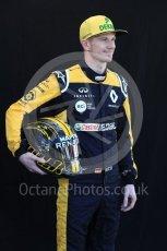 World © Octane Photographic Ltd. Formula 1 – Australian GP - Driver Photo Call. Renault Sport F1 Team RS18 – Nico Hulkenberg. Albert Park, Melbourne, Australia. WThursday 22nd March 2018.