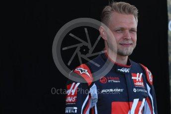 World © Octane Photographic Ltd. Formula 1 – Australian GP - Driver Photo Call. Haas F1 Team VF-18 – Kevin Magnussen. Albert Park, Melbourne, Australia. WThursday 22nd March 2018.