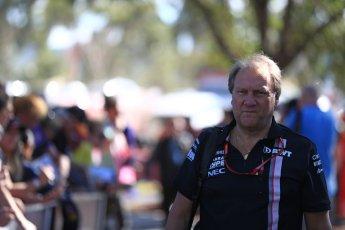 World © Octane Photographic Ltd. Formula 1 - Australian GP - Friday Melbourne Walk. Otmar Szafnauer - Chief Operating Officer of Sahara Force India. Albert Park, Melbourne, Australia. Friday 23rd March 2018.