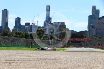 World © Octane Photographic Ltd. Formula 1 – Australian GP - Friday Practice 1. Alfa Romeo Sauber F1 Team C37 – Charles Leclerc. Albert Park, Melbourne, Australia. Friday 23rd March 2018.