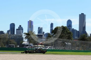 World © Octane Photographic Ltd. Formula 1 – Australian GP - Friday Practice 1. Renault Sport F1 Team RS18 – Nico Hulkenberg. Albert Park, Melbourne, Australia. Friday 23rd March 2018.