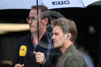 World © Octane Photographic Ltd. Formula 1 – Australian GP - Practice 3. Nico Rosberg. Albert Park, Melbourne, Australia. Saturday 24th March 2018.