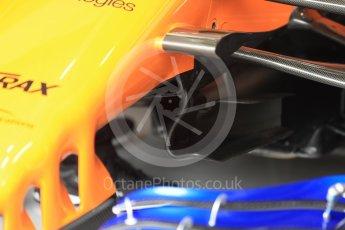 World © Octane Photographic Ltd. Formula 1 – Australian GP - Practice 3. McLaren MCL33. Albert Park, Melbourne, Australia. Saturday 24th March 2018.