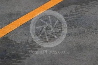 World © Octane Photographic Ltd. Formula 1 – Australian GP - Practice 3. Track starting to dry out. Albert Park, Melbourne, Australia. Saturday 24th March 2018.