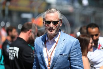 World © Octane Photographic Ltd. Formula 1 - Austrian GP - Paddock. Sean Bratches - Managing Director, Commercial Operations of Liberty Media. Red Bull Ring, Spielberg, Austria. Sunday 1st July 2018.