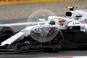 World © Octane Photographic Ltd. Formula 1 – Austrian GP - Practice 1. Williams Martini Racing FW41 – Robert Kubica. Red Bull Ring, Spielberg, Austria. Friday 29th June 2018.