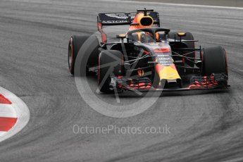 World © Octane Photographic Ltd. Formula 1 – Austrian GP - Practice 2. Aston Martin Red Bull Racing TAG Heuer RB14 – Daniel Ricciardo. Red Bull Ring, Spielberg, Austria. Friday 29th June 2018.