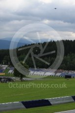 World © Octane Photographic Ltd. Formula 1 – Austrian GP - Practice 2. Drone. Red Bull Ring, Spielberg, Austria. Friday 29th June 2018.