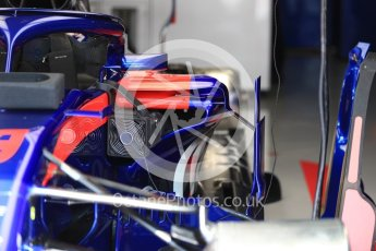 World © Octane Photographic Ltd. Formula 1 – Austrian GP - Practice 3. Scuderia Toro Rosso STR13 – Brendon Hartley. Red Bull Ring, Spielberg, Austria. Saturday 30th June 2018.