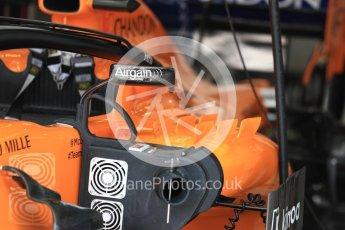 World © Octane Photographic Ltd. Formula 1 – Austrian GP - Practice 3. McLaren MCL33 – Stoffel Vandoorne. Red Bull Ring, Spielberg, Austria. Saturday 30th June 2018.