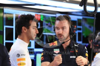 World © Octane Photographic Ltd. Formula 1 – Austrian GP - Practice 3. Aston Martin Red Bull Racing TAG Heuer RB14 – Daniel Ricciardo. Red Bull Ring, Spielberg, Austria. Saturday 30th June 2018.