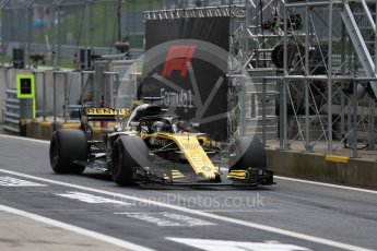 World © Octane Photographic Ltd. Formula 1 – Austrian GP - Practice 3. Renault Sport F1 Team RS18 – Nico Hulkenberg. Red Bull Ring, Spielberg, Austria. Saturday 30th June 2018.
