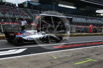 World © Octane Photographic Ltd. Formula 1 – Austrian GP - Practice 3. Williams Martini Racing FW41 – Lance Stroll. Red Bull Ring, Spielberg, Austria. Saturday 30th June 2018.