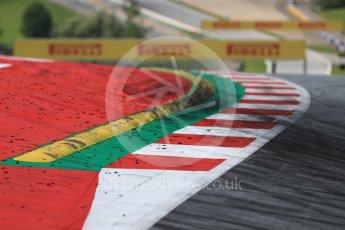 World © Octane Photographic Ltd. Formula 1 – Austrian GP - Qualifying. Turn 1. Red Bull Ring, Spielberg, Austria. Saturday 30th June 2018.