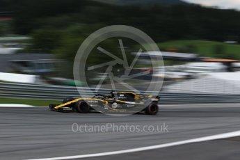 World © Octane Photographic Ltd. Formula 1 – Austrian GP - Qualifying. Renault Sport F1 Team RS18 – Nico Hulkenberg. Red Bull Ring, Spielberg, Austria. Saturday 30th June 2018.
