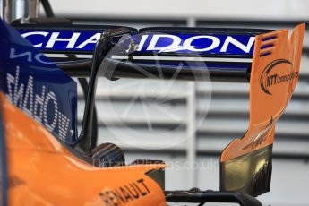 World © Octane Photographic Ltd. Formula 1 – Belgian GP - Practice 3. McLaren MCL33. Spa-Francorchamps, Belgium. Saturday 25th August 2018.