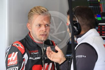 World © Octane Photographic Ltd. Formula 1 – Belgian GP - Practice 3. Haas F1 Team VF-18 – Kevin Magnussen. Spa-Francorchamps, Belgium. Saturday 25th August 2018.