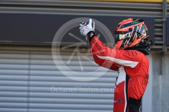 World © Octane Photographic Ltd. GP3 – Belgian GP – Race 2. ART Grand Prix - Nikita Mazepin. Spa Francorchamps, Belgium. Sunday 26th August 2018.