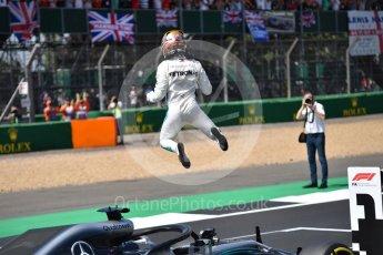World © Sean Ramsell / Octane Photographic Ltd. Formula 1 – British GP - Qualifying. Mercedes AMG Petronas Motorsport AMG F1 W09 EQ Power+ - Lewis Hamilton. Silverstone Circuit, Towcester, UK. Saturday 7th July 2018.