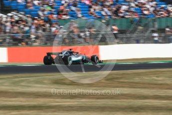 World © Octane Photographic Ltd. Formula 1 – British GP - Practice 1. Mercedes AMG Petronas Motorsport AMG F1 W09 EQ Power+ - Lewis Hamilton. Silverstone Circuit, Towcester, UK. Friday 6th July 2018.