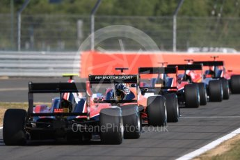 World © Octane Photographic Ltd. GP3 – British GP – Practice. Silverstone Circuit, Towcester, UK. Friday 6th July 2018.