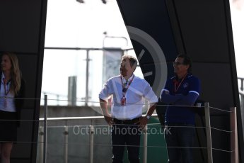 World © Octane Photographic Ltd. GP3 – British GP – Race 2. Nelson Picquet and Jean Alsei. Silverstone Circuit, Towcester, UK. Sunday 8th July 2018.